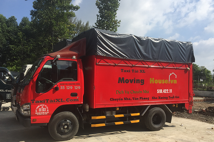 Xe của công ty Movinghouse